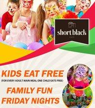 kid's eat free - Friday